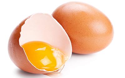 alergia na vajcia