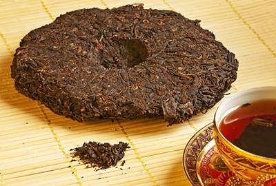 čaj na chudnutie pu-erh