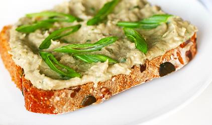 diétny recept - sardinková nátierka