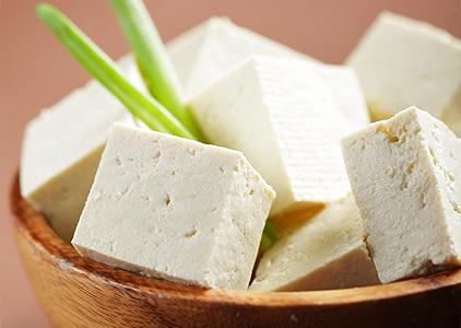 diétny recept - tofu