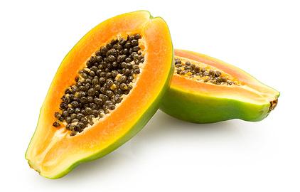 ovocie papája