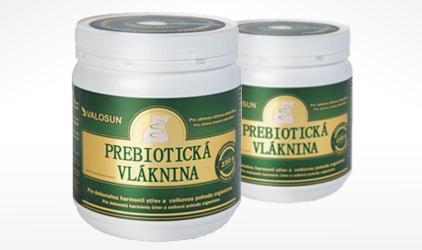 prebiotická vláknina na chudnutie