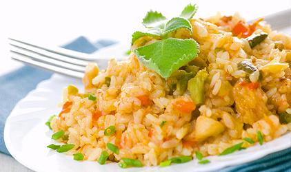 ryžová diéta