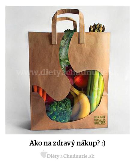 ako na zdravý nákup