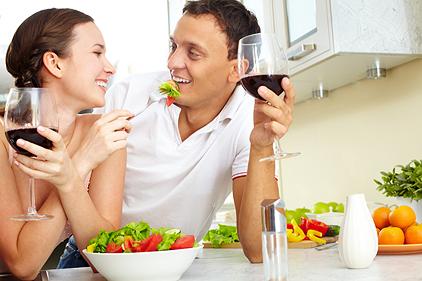 zdravé zlúčeniny v potravinách