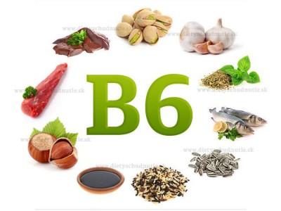 zdroje vitamínu B6