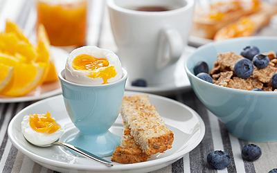 ako schudnúť raňajkujte