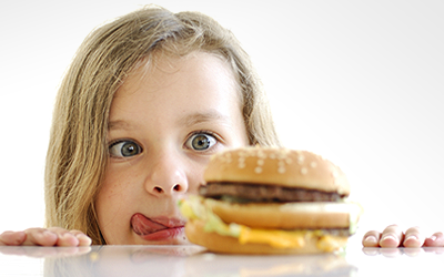 ako schudnúť - obézne dieťa