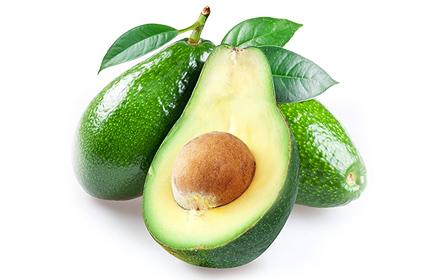 avokádový šalát