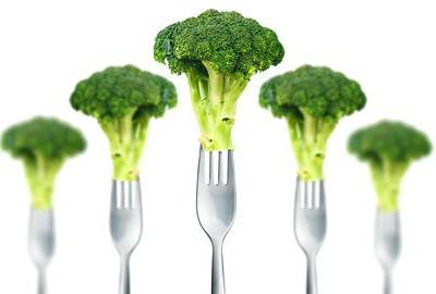 zdravá brokolica
