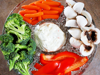 delená strava - rozdelenie potravín