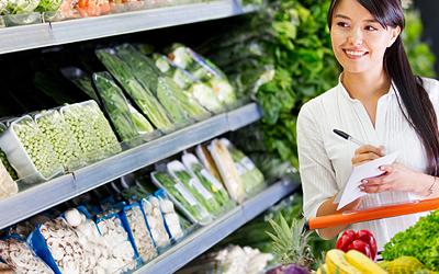 diéta zo supermarketu