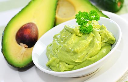 diétny recept - guacamole
