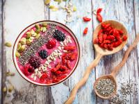 diety-a-chudnutie-raňajkový-smoothie-z-bobuľovín-a-goji