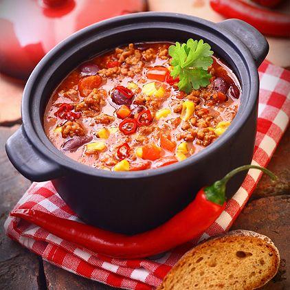 polievka na mexický spôsob