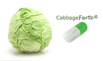 na chudnutie cabbage forte