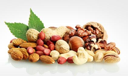 najlepšie orechy na chudnutie