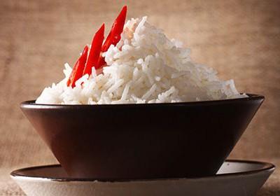 pikantná ryža s čili papričkami