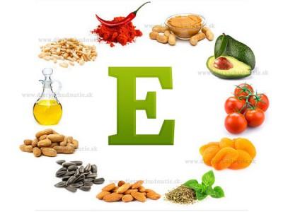 zdroje vitamínu E