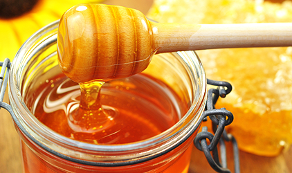 zdravé stravovanie - med alebo želatína