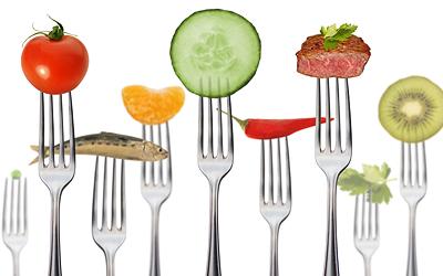 zdravý jedálniček na chudnutie