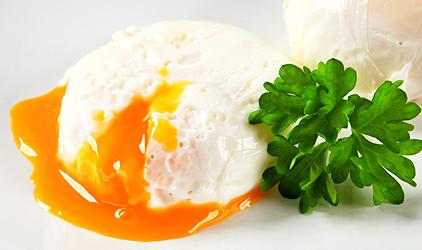 zdroje vitamínu b3 - vajcia